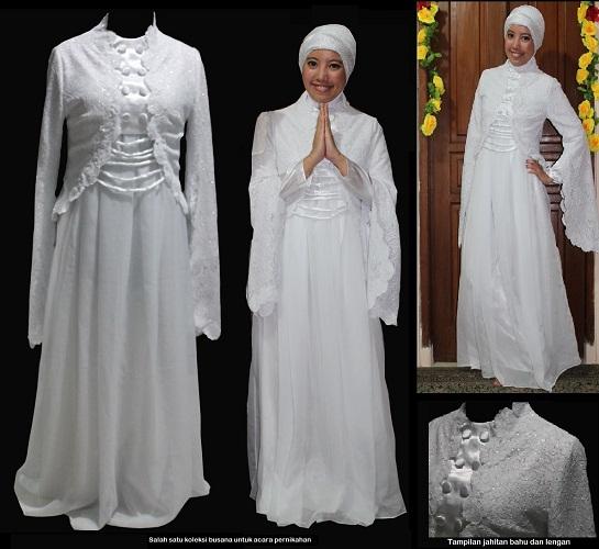 Wedding Dress Muslimah-01
