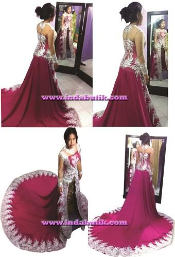 Fitting Gaun Pengantin