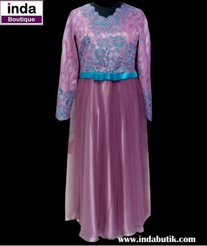 Dress Pink Ibu Ola