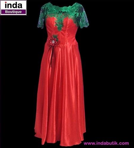 Dress Merah Mbak Citra