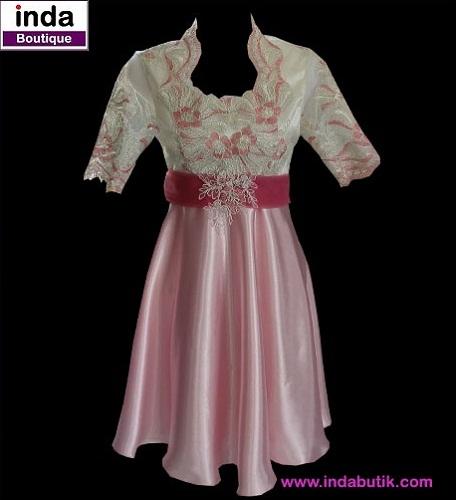 Dress Pink Mbak Arli