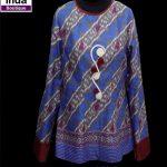 Dress Biru Pesanan Mbak Lia