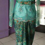 Dress Kebaya Biru