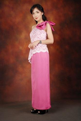 Dress Pink Mbak Metha