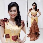 Dress Gold Premium Mbak Ratna Listy