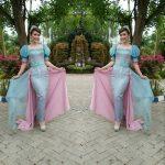 Dress Gaun Malam Premium Mbak Ratna Listy