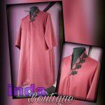 Dress Fuschia Pesanan Ibu Sari – Cianjur
