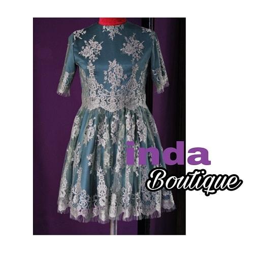 Dress Kebaya Pesanan Ibu Lilis – Pondok Damai