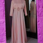 Dress Pink Pesanan Ibu Aat di Cileungsi