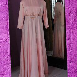Dress Pink Pesanana Ibu aat di Cileungsi oleh Indabutik