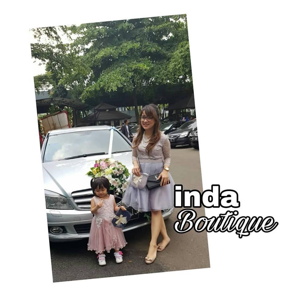 dress cantik Indabutik