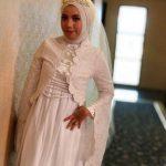 Dress Bride Mbak Diaz di Bekasi