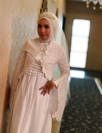 Dress Muslimah by Indabutik