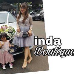 dress cantik by indabutik 2018