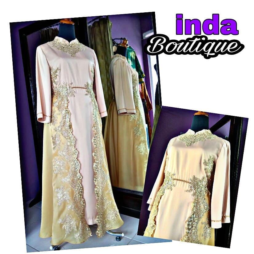 Dress Muslimah by Indabutik