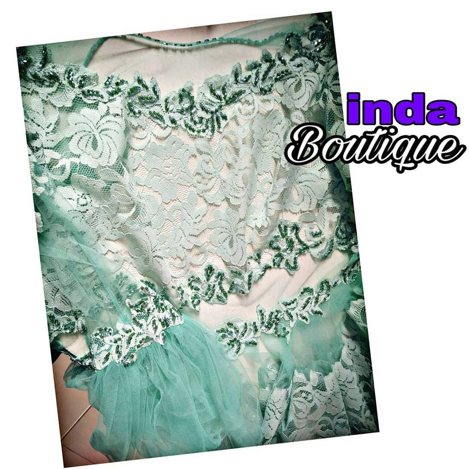 Dress Pesta atau Pengantin by Indabut