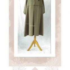 Dress Cantik untuk bu Sari di Cariu by Indabutik