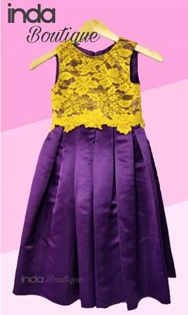 Dress Adik Vania di Cileungsi by Indabutik
