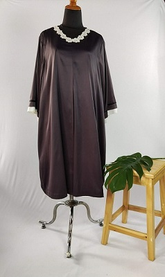 Dress Anggun Premium untuk Ibu Sari di Cariu - Jonggol by Indabutik Cileungsi 2020