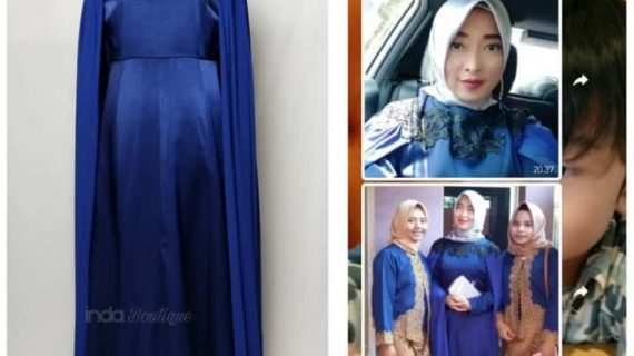 Dress-Biru-Cantik-Ibu-Lestari-di-Mekarsari-by-Indabutik