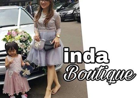 Dress Cantik Mbak Putri - Jakarta by Indabutik