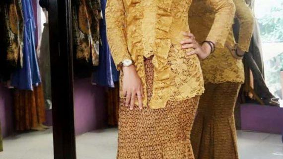 Dress Modifikasi Mbak Ioh by Indabutik