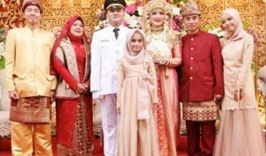 Seragam Pernikahan Bu Ary Kota Wisata Cibubur by Indabutik